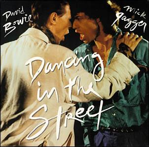1985 – Mick Jagger en David Bowie nemen 'Dancing In The Street' op!