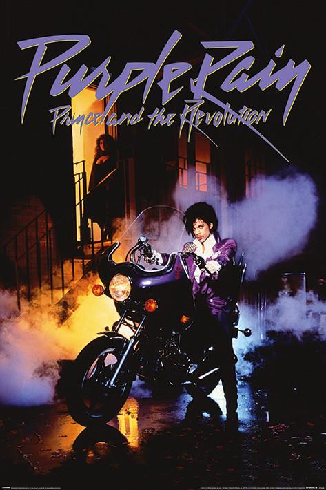 Vandaag (25 juni) 1984: Prince brengt het album 'Purple Rain' uit