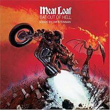 Vandaag (21 oktober) 1977: Meat Loaf brengt Bat Out of Hell uit!