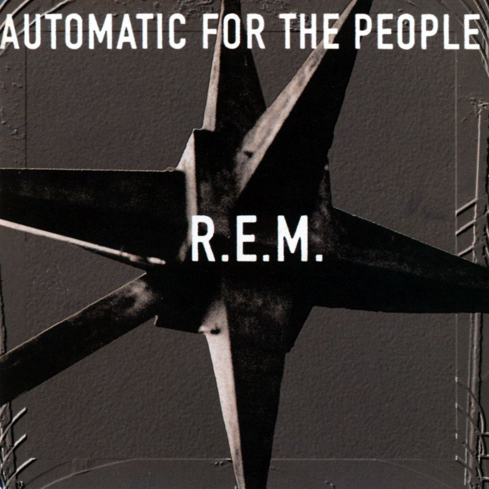 Vandaag (5 oktober) 1992: R.E.M. – Automatic for the people (1992)