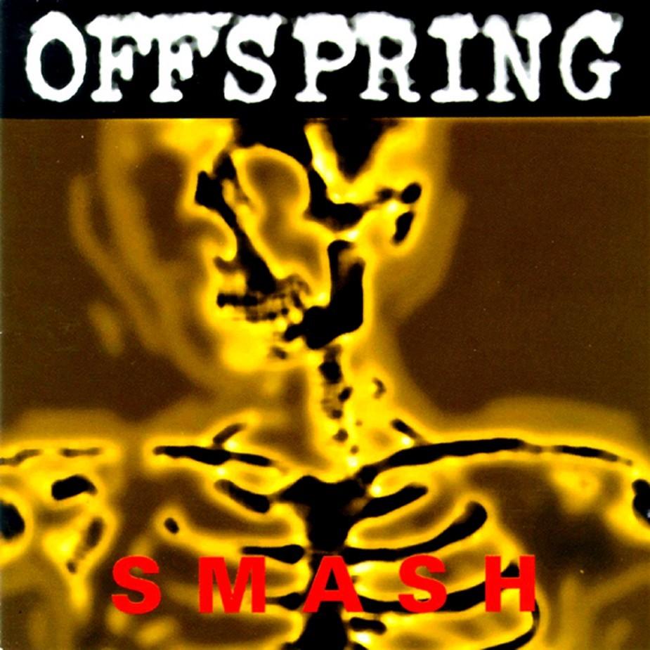 Vandaag 8 April in 1994: The Offspring brengt 'Smash' uit