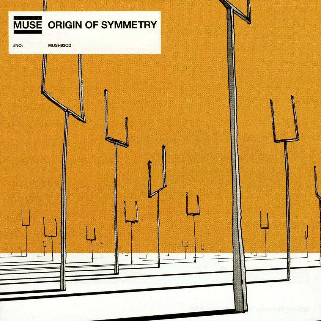 """Vandaag (17 juli) in 2001 bracht Muse """"Origin of Symmetry"""" uit!"""