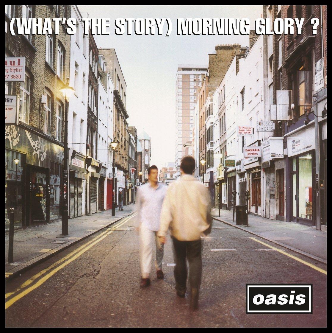Vandaag (3 oktober) 1995: Oasis brengt What's the Story Morning Glory uit!