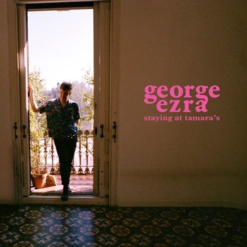Vandaag (23 maart) in 2018:  George Ezra – Staying At Tamara's (MarcoShows Album van het Jaar 2018)