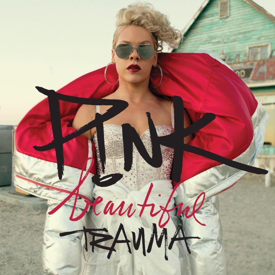 Vandaag in 2017: Pink brengt Beautiful Trauma uit!