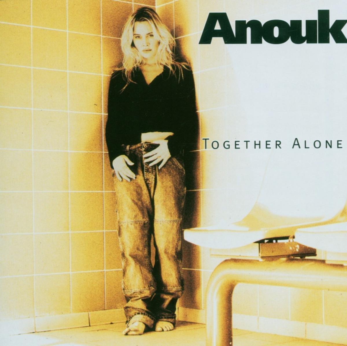 Vandaag in 1997 bracht Anouk haar debuutalbum Together Alone uit!