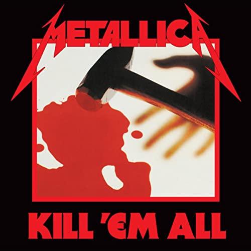 "1983 – Metallica brengt debuutalbum ""Kill 'Em All"" uit!"